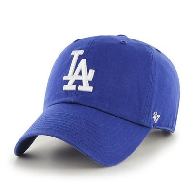 【YZY台灣】47 BRAND LA DODGERS 洛杉磯 道奇 老帽 復古帽 老爺帽 MLB LOGO 經典