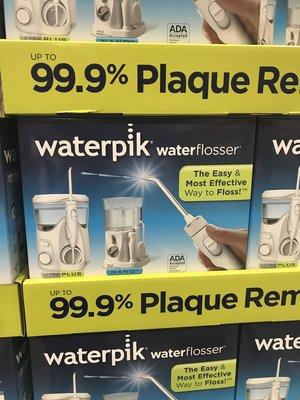 (3440元)costco好市多代購Waterpik高效多功能沖牙機組(含座式及可攜式沖牙機)