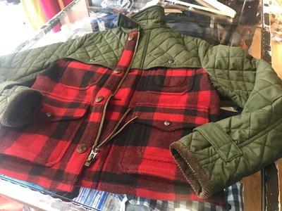 POLO RALPH LAUREN 女 帥氣限量格毛料外套 ( 4  ) 9800含郵 七折