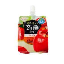 日本 tarami 蘋果果凍飲 果汁含量12% 150ml 日本進口零食 JUST GIRL