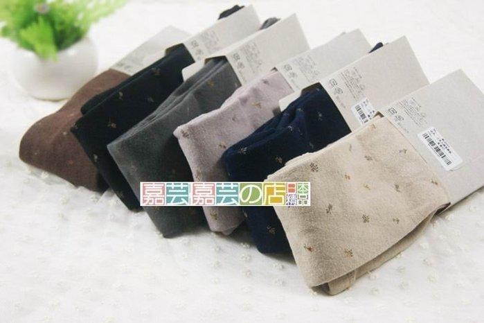 嘉芸的店 日本毛料保暖褲襪 褲檔加強 花朵圖案 日本毛褲襪 精緻日本毛襪 質地細柔 保暖 舒適