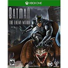 (現貨全新) XBOX ONE 蝙蝠俠:內部敵人 中英文美版 Batman: The Enemy Within