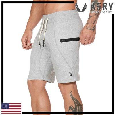 ►瘋狂金剛◄ 灰 ASRV 0174 Sidelock™ Fitted Short 防撕裂運動短褲