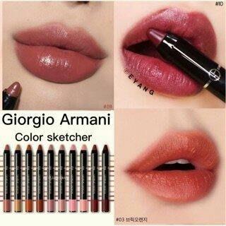 giorgio armani color sketcher