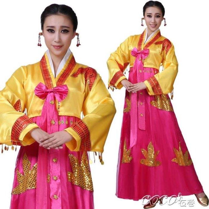 古裝 風格匯美朝鮮族舞蹈服裝演  初服