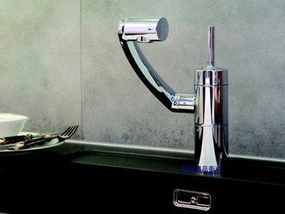 【歐築精品衛浴】DAMIXA《丹麥》✰ARC系列面盆龍頭29021-時尚鉻