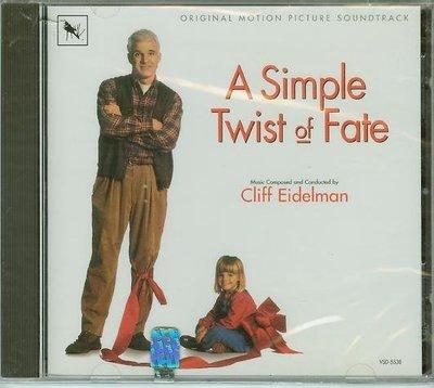 """""""淘氣精靈(A Simple Twist of Fate)""""- C. Eidelman(06),全新美版"""