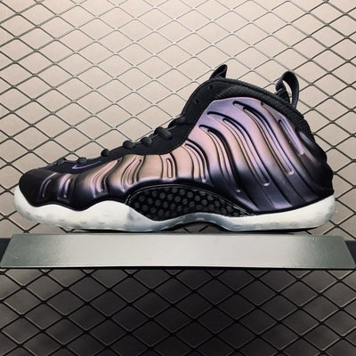 Nike Air Foamposite One 茄子噴泡 休閒運動 籃球鞋 314996-008 男鞋
