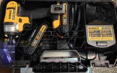含稅價/DCF885【工具先生】雙1.5AH電池 18V 鋰電 DEWALT 得偉 衝擊起子機 DCF885C2
