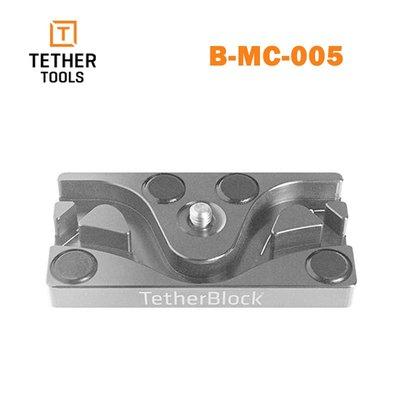 【EC數位】Tether Tools TB-MC-005 TETHER TetherBlock® 傳輸線固定快板 通用型