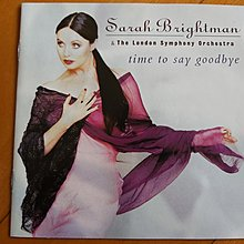 Sarah Brightman Time To Say Goodbye Duet: Andrea Bocelli/Jose Cura EUCD無花98%新