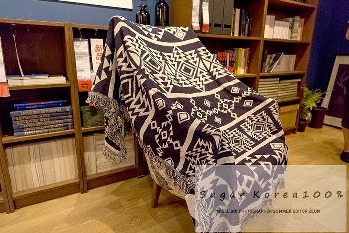130-160cm土耳其基里姆 蘇克雷 民族風多用途露營野營桌巾流蘇蓋毯地毯沙發巾編織毯Sugar Korea100%