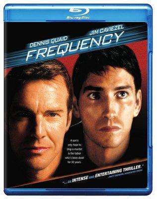 BD 全新美版【黑洞頻率】【Frequency】Blu-ray 藍光 丹尼斯奎德