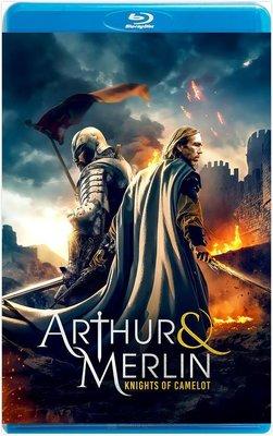 【藍光影片】亞瑟與梅林聖杯騎士 / ARTHUR & MERLIN: KNIGHTS OF CAMELOT (2020)