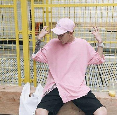 【JP.美日韓】 韓國 開叉 粉色 質...