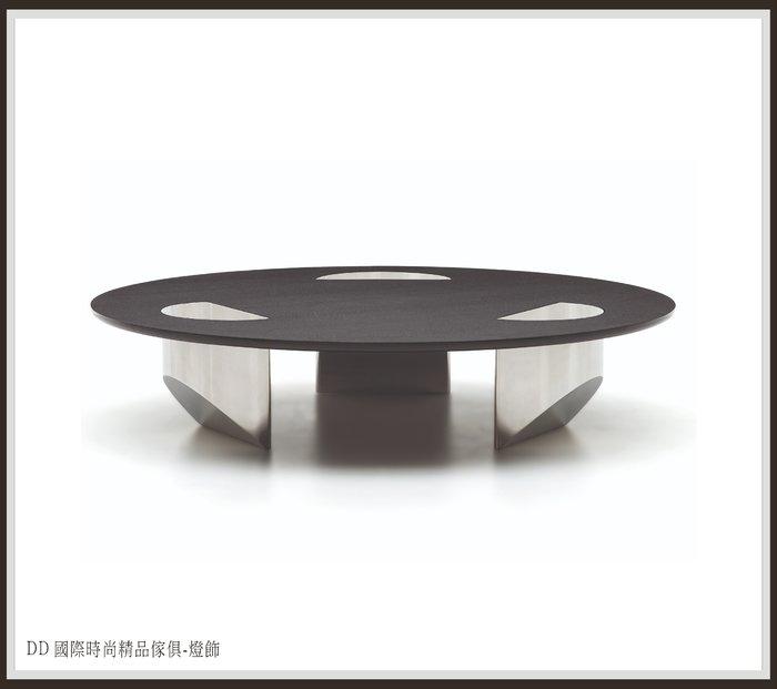DD 國際時尚精品傢俱-燈飾 Minotti WEDGE  coffee table (復刻版)訂製 茶几