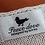 Peace Dove 設計款針織上衣