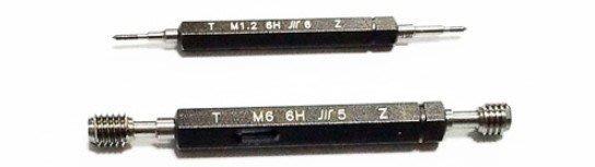 黑手專賣店 公制 螺紋塞規 M6*1.0 螺紋栓規 牙規