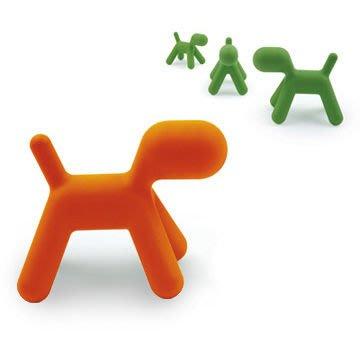 Luxury Life【正品】義大利 Magis Me Too Puppy Kids Chair 小狗椅(特大尺寸)