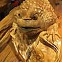 檜木雕刻藝術品