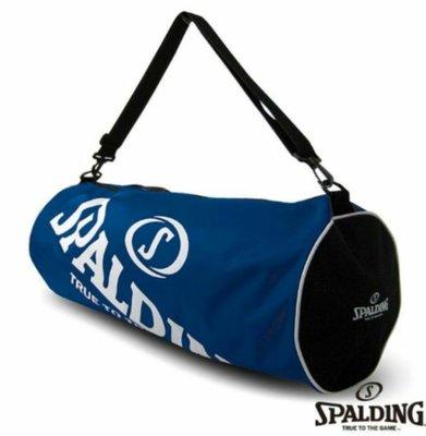 SPALDING 斯伯丁 球袋 三顆裝球袋 系隊 校隊 肩背 手提 黑色 藍色 SPB5314N00 SPB5314 新北市