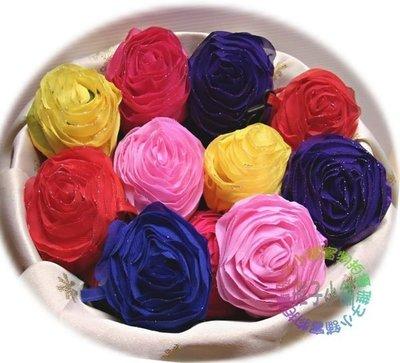 玫瑰購物袋摺疊環保袋~玫瑰花二次進場婚禮小物婚禮會場佈置母親節教師節禮品