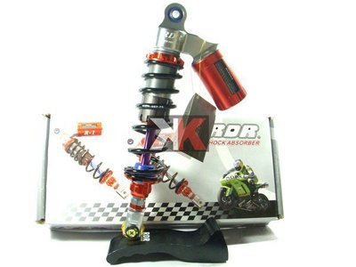 K2零件王.RDR.507型.鈦心.阻尼高低軟硬可調.氮氣壓避震器.RS/RSZ/JR/非K1
