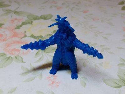 哥斯拉 怪獸 單色膠公仔 1隻 8
