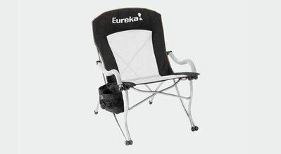 美國..Eureka Curvy Lounger~超舒適摺疊椅