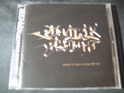 【198樂坊】SHOCK TO THE FUTURE 97-01(..日版)BO