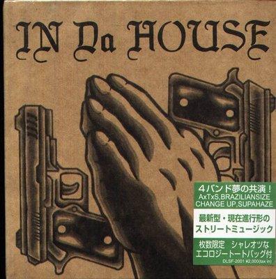 K - IN Da HOUSE - 日版 - NEW BRAZILIANSIZE SUPAHAZE A*T*S