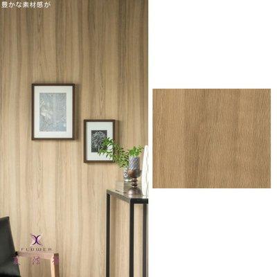 【夏法羅 窗藝】日本進口 仿建材 仿木紋 仿木頭質感 時尚簡樸 簡約 壁紙 BB_111229