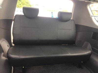 (柚子車舖) 2014-2019 OUTLANDER 專用第三排座椅 可到府安裝(黑皮,快拆式) b