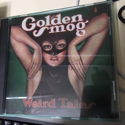 全新CD Golden Smog / weird tales