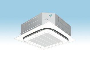 ☎來電享便宜【DAIKIN大金】ZEAS崁入型四方吹(含安裝)變頻冷暖冷氣(RZQ140KVLT/FCQ140KVLT)