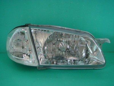 JY MOTOR 車身套件 - TIERRA  駕駛側大燈角燈  霧燈   +乘客側 大燈