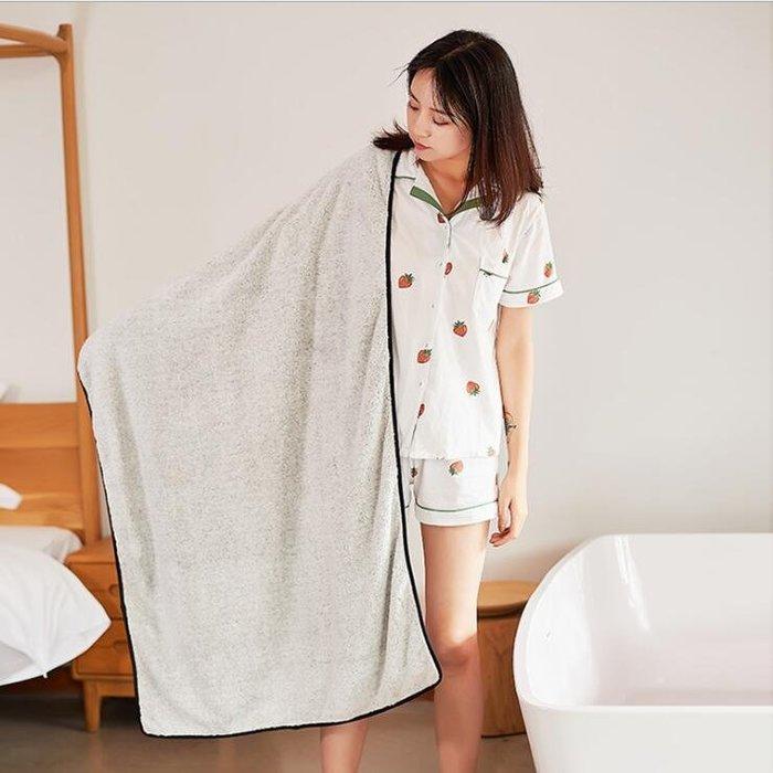 浴巾 毛巾日本浴巾女大號比純棉柔軟超強吸水家用兒童酒店民宿速干個性毛巾