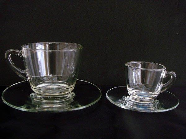 耐熱玻璃花茶杯組/卡布奇諾咖啡杯