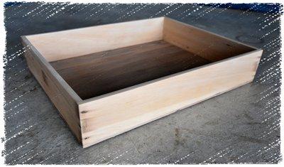 ^_^ 多 桑 台 灣 老 物 私 藏 ----- 收納好用的台灣老檜木抽屜盒NO.24