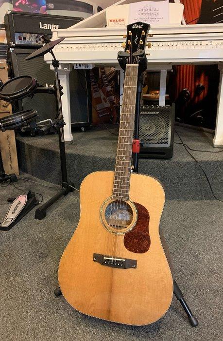 【名人樂器】Gold D6 Guitar 雲杉木 全單 民謠吉他 側背桃花心木