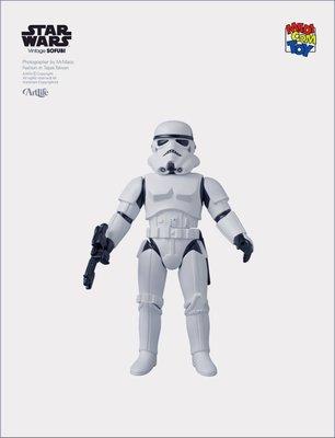 Artlife @ MEDICOM STAR WARS Stormtrooper SOFUBI 星際大戰 白兵