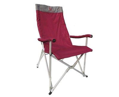 DJ-6738 鋁合金折疊大川椅(附外袋) 休閒椅 露營椅 大營家登山露營休閒