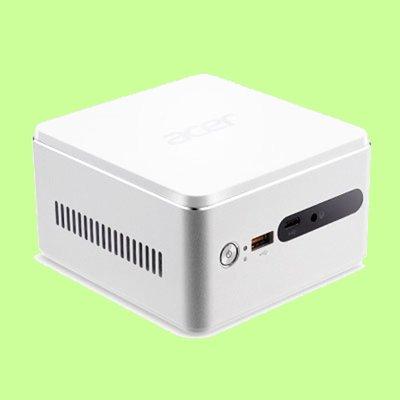 5Cgo【聯強】acer Revo Base 小mini PC RN76-I5-7200U 8G 1T win10含稅