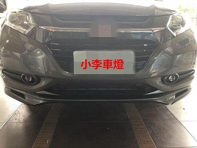 ~李A車燈~全新品 外銷精品件 本田 HONDA 專用魚眼霧燈 ACCORD九代 CRV 5代 HRV 一組2500元2 台南市