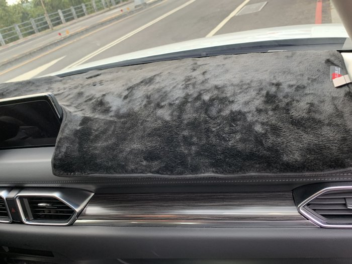 二手 馬自達 MAZDA CX5 CX-5 2018後 避光墊 專車專用 長毛 黑色 車用避光墊 台灣製造 愛力美