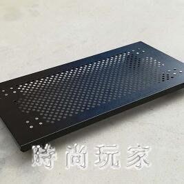 臺式散熱電腦主機架簡約底座滑板 ZB233