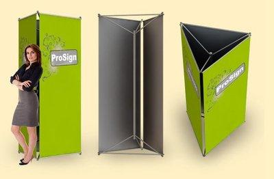 三面展示架 三面屏 海報架 另有展易拉網架 海報輸出 印海報 海報印刷