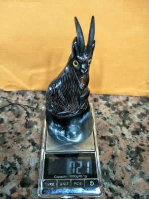 宋家苦茶油oxgawsheep.1.真正水牛角雕塑的吉祥如意羊.這是宋佳大師的創作.僅有一隻