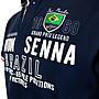 Ayrton Senna 洗拿3次車手冠軍限量polo衫-限量一頂最大優惠促銷~