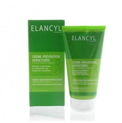 法國除紋霜Elancyl Prevention Pregnancy Stretch Marks Cream 150ml